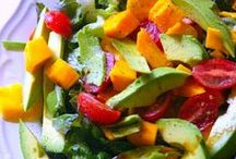 Salad Recipes / Get your green on with some of our favorite Rachael Ray salads. / by Team Rachael