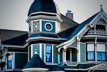 house dreams / by Rachael Cook
