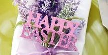 HOLIDAY:  Easter / Crafts, recipes, decorating, egg hunts...everything we need to have a meaningful Easter celebration.
