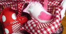 HOLIDAY: Valentine's Day / Food, crafts, gifts, love notes and decor to help celebrate this romantic day!
