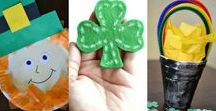 HOLIDAY: St. Patrick's Day / Food, crafts, and decor to help celebrate this very GREEN day!