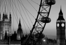 London Calling / by Lily Ponthieux