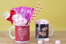 Valentine's Inspiration / Fun DIY ideas for your favorite Valentines! / by Doreen