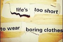 clothes that make me :D