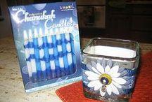 Hanukkah Crafts & Decor / Handmade Gifts & Crafts for Chanukah (Hanukkah)