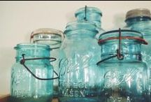 Mason Jars etc.