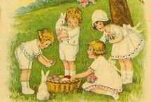 Thanks Easter Bunny...Bawk, Bawk!