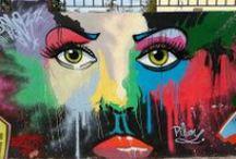 Arte urbano (Graffitis) en Torrevieja / Graffitis callejeros retratados por un fotógrafo vocacional... ¡o sea yo! Si quieres verlas todas seguidas, puedes hacerlo en mi albúm de flickr: http://ow.ly/u8ER3