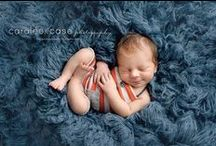 Photography - Newborn solo indoors/studio