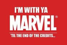 Marvel / For all the Avengers/S.H.I.E.L.D./etc. goodness :)