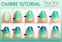 NAIL ART TUTORIALS / TUTORIALS from some featured designs! / by BASECOATTOPCOAT