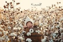 Photography - Newborn solo outdoors