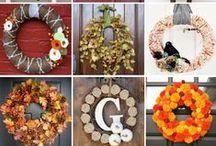 Wreaths  / by Julie Reid