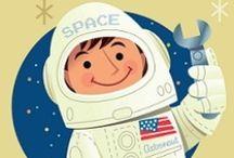 Space Week / by Julie Reid