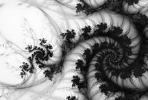 Fantastic fractals and things / Fractal art and other related images (I'm not in to math and computers so everything might not be REAL fractals.)