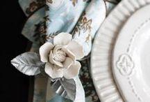 Table Decor / by Linda Diamond