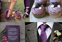 Wedding ideas / Started for my sister (purple, silver, B&W theme), married May 2012!  :D Starting again for my other sister, engaged June 2013 - hot pink and navy!  :D / by Makalah