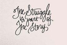 quotes and sayings / by Savannah Marshall