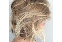 hair / by Adalie Plain