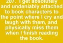 Books I Love / by Christina Lewis