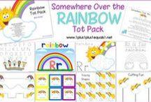 Preschool Units  / by Julie Reid