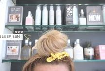 primp / makeup and hair tips  / by Amelia Perches