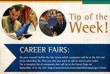 Tip of the Week / Tip of the Week, NMSU Career Services