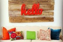Home Sweet Home Decor / by Meagan