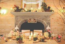 Our Vintage Fall Wedding / by Elizabeth Willey