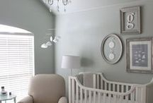 Grey Nurseries & Kids Rooms / by Apartment Therapy Family