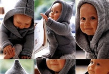 Cute Kids Stuff / by Tiffany Scarvie