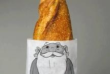 Bread / by Shana Hockema