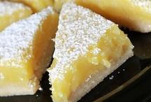 Desserts- Lemon/Lime / by Tiffany Scarvie
