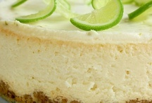 Cheesecake / Cream Cheese / by Tiffany Scarvie