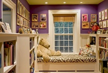 Space Saving Ideas for Kids' Rooms / by Innovasion