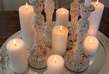 Candlesticks / by Innovasion