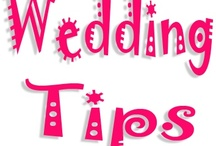 Wedding Tips