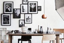 Eclectic Interiors / by Courtney Fuhr