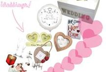 Wedding Planning / Fab wants you to have a magical day, so take a look through our Wedding goodies for inspiration!