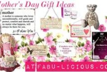 Mother's Day / #Mums, #mothers day, gifts for mums #birthday, #anniversary.. find it here and online at Fabu-licious.com