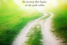 Journey's Paths / Journey, paths, path, roads, walkways, walk, travel, cross roads, life lessons, choices, life's paths, paths of life, journeys, life's journeys  / by Spirit Healer