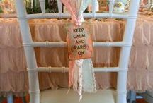 Time Out for Girlfriends Party Ideas / by Linda Diamond