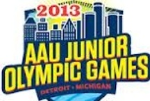 2013 AAU Junior Olympic Games Detroit,MI / by AmateurAthleticUnion