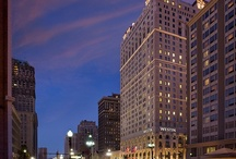 Detroit Attractions, Where to Eat and MORE! / by AmateurAthleticUnion