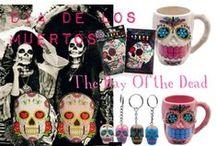 Candy Sugar Skulls Dia de Los Muertos!  / Dia de los muertos! It's the Day of the Dead stuff we've been waiting for! Very popular right now :)