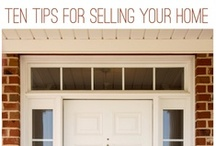 Real Estate: Buyers & Sellers / Tips for buying and selling your home