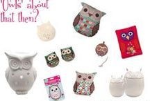 Owls about that then / We love owls here at Fab. So we gave them their own board!