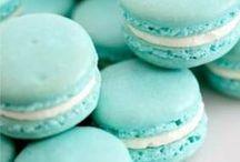 Macarons & Meringues / by Tiffany Scarvie