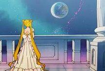 Sailor Moon / by Samantha Halladay