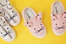 kids shoes. / Kicks for kids and mini accessories.